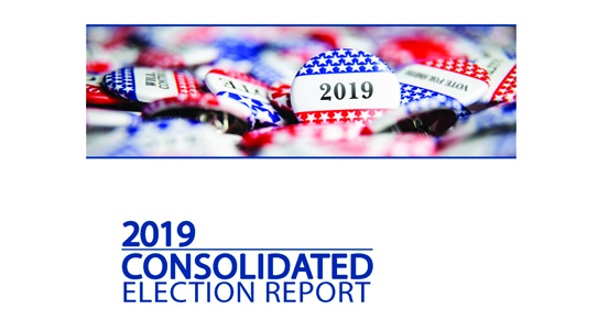 2019 Consolidated Election Report